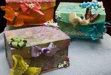 gifting crafts / by Rebekah Zinser