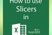 Excel 2013 Tips and Tricks / Learn to be better at using Microsoft Excel 2013.