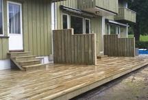 nye terrasser / Hage Insperasjon