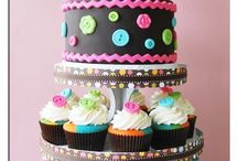 Cakes / by Dreamlike Magic Designs