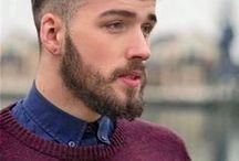 Barba / Moda, Barba, Homem