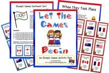 Olympic Teaching Ideas