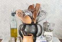 Keittiön organisointi