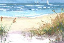 Zee strand