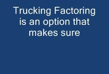 Transportation Factoring Company / Learn How Transportation Factoring Can Help Your Company.Transportation factoring can be a consistent resource to alleviate a tight cash flow situations.