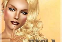 TS3 - Female Sims