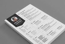 resume + cv