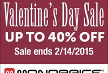 #Valentine's Day 2015 / Explore great electronics gifts for your beloved one's. The fun starts here by saving up to 40%. / by Monoprice.com