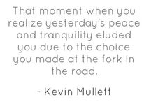 Stuff I've Said / A self indulgent posting of things I have said that seemed to resonate with others. / by Kevin Mullett