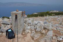 Hiking On Hydra
