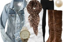 Clothing & Fashion: My Style / All The season crammed into one board, simple just thing I like to look and wish I would look go in.