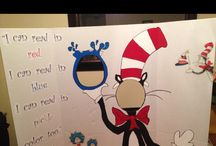 BOOK PARTY - DR. SEUSS / by Lynn Morris