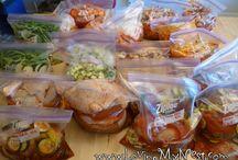 Crockpot - Freezer Meals