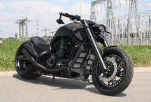 Motorräder / Motorräder