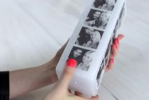 Fotos em velas