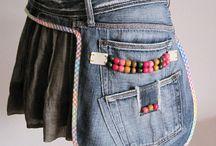 Dale nueva vida a los jeans