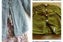 Kids wear - knitting