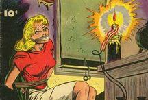 Crime Comics - Golden Age
