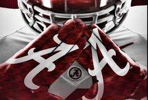 Alabama Football ROLL TIDE♥