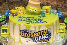 Grossery Gang bday party