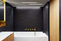 Bathrooms contemporary