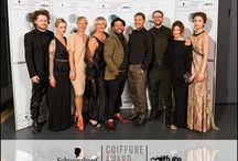 Coiffure Awards 2015 / We we're guests at the Coiffure Awards 2015. Meet our team!