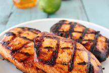Grilled to Perfection / Enjoy these delicious #grill recipes from your own #backyard
