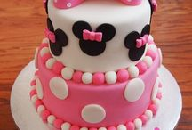 Minnie Mouse Birthday / by Ashley Covey