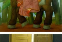 Arte / pintura e escultura