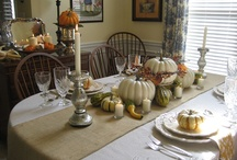 Table Settings / by Lyn Petty