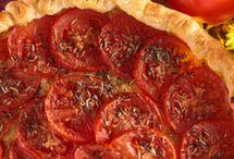 Tarte a là tomate