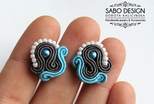 Soutache / by Bozena