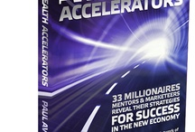 Secrets of the Wealth Accelerators Book / In the new Book from Award Winning Business Coach Paul Avins, he pulls together 33 of his personal network of Millionaires, Marketers and Mentors who are making money in today's Crazy Economy in Social Media, Property, Business, Coaching, Speaking, Info Marketing, Trading, Branding, & gets them to reveal their top ideas and strategies so you can use them too!