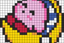 Perler beads / by Ky Terp