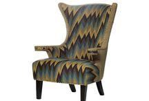 Кресло С Высокой Спинкой