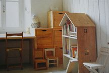 Dollhouse ideas / by Marnie Benson