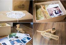 packaging photographi wedding