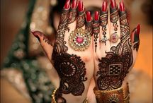 South Indian Bridal Mehndi Designs For Hands / Awesome board for Stunning South Indian Bridal Mehndi Designs For Hands