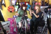 Daisy Rock Girl Guitars Headquarters!!!