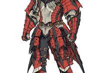 man armor