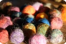 Easy Felting / by Janet Lewins