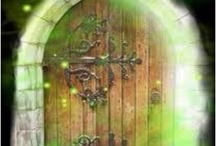 Doors . . . portals to adventure