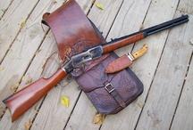 Rifles / Hunting, Tactical, Black Powder / by John Massey