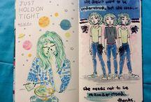Sketchbook/Journal