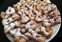 Vyprážané na sladko i slano