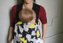 DIY baby carriers / by Abby Burrell