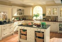 Kitchens -  Heart of the Home / by Brenda Emery