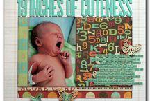 baby decoration album