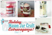 Mason jars craft