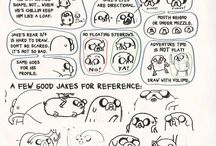Adventure Time How to and Storyboards